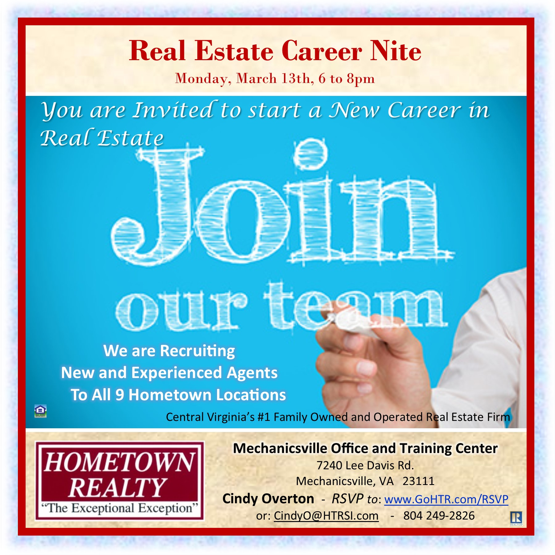 Real Estate Career : Real estate career