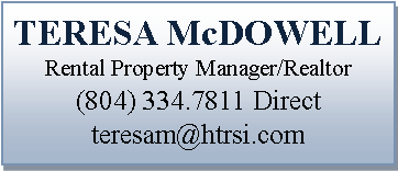 Hometown Realty Property Management Services